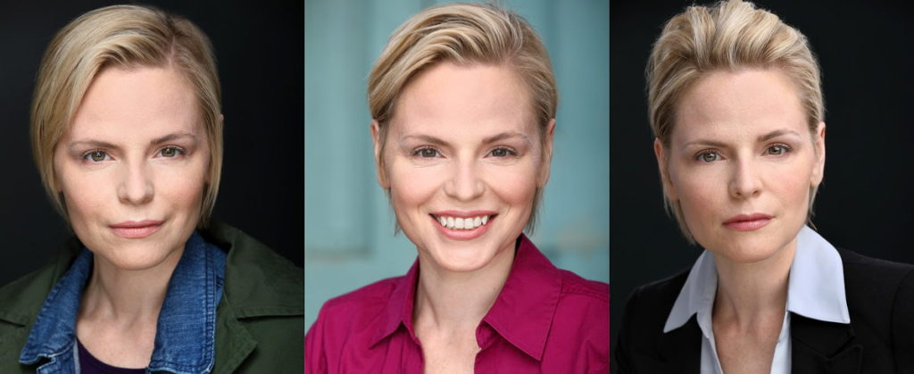 "examples of different ""types"" for an actor headshot"