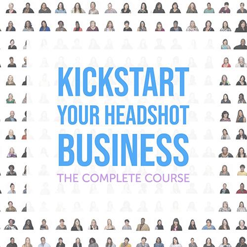 Kickstart Your Headshot Business