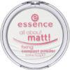All About Matt - Translucent Fixing Powder