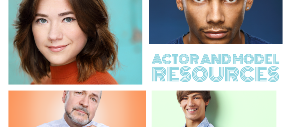 actor and model resources by Hughes Fioretti